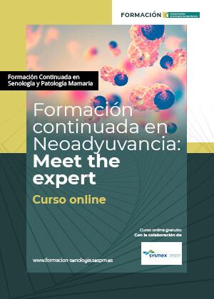 Formación continuada en Neoadyuvancia: Meet the expert